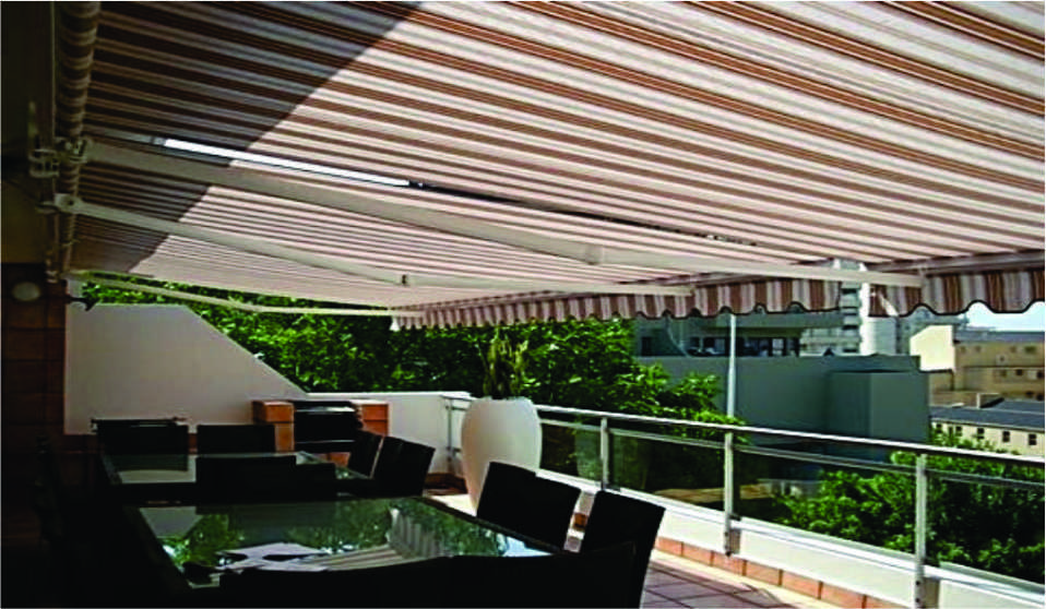 Terrace Awning Quality Awnings Amp Enclosures New York